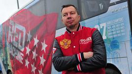 Илья ВОРОБЬЕВ теперь будет рулить на тренерском мостике и сборной, и СКА.
