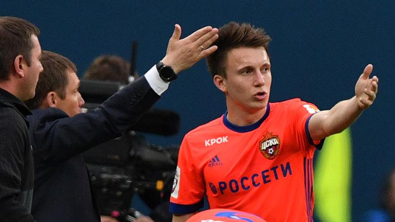 "Александр ГОЛОВИН (справа). Фото Александр ФЕДОРОВ, ""СЭ"""