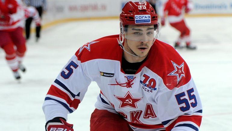 Богдан КИСЕЛЕВИЧ. Фото photo.khl.ru