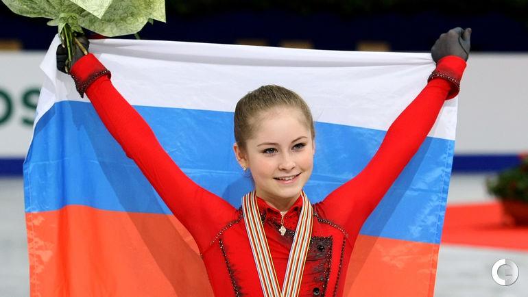 2014 год. Юлия ЛИПНИЦКАЯ.