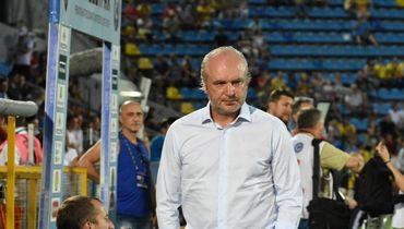 Шалимов - новый главный тренер