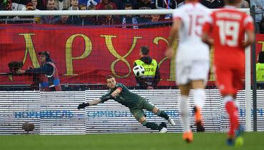 Россия - Турция - 1:1. Разбор голов. Видео