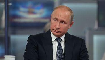 Во время прямой линии Путин поддержал Мутко. А Газзаев пожелал Президенту здоровья
