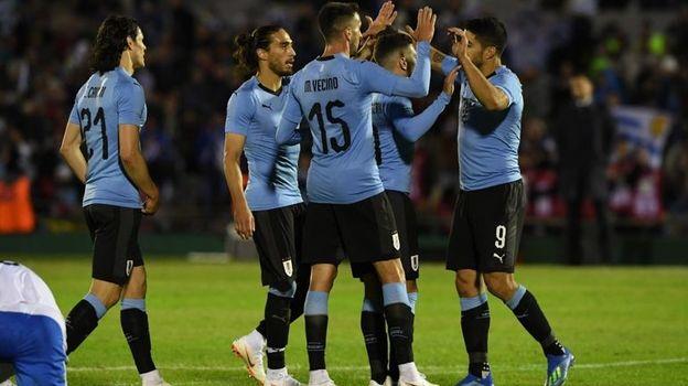 Уругвай - это похороны