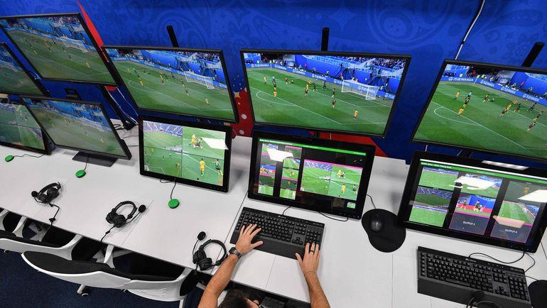Сегодня. Москва. Международный вещательный центр чемпионата мира-2018. Фото Reuters