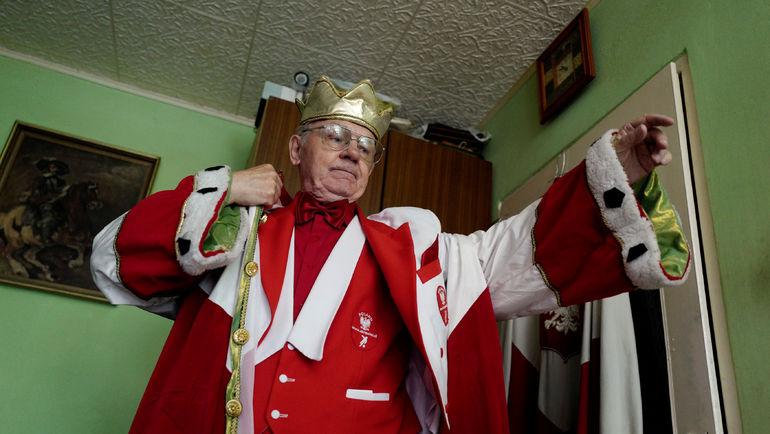 """""""Король польских болельщиков"""" Анджей Бобовски. Фото Reuters"""