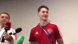 Миранчук и Кузяев.
