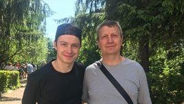 Геннадий КУРДИН (справа) и Никита ГУСЕВ.