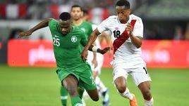 3 июня. Санкт-Галлен. Саудовская Аравия - Перу - 0:3. Латиноамериканцы показали, как надо побеждать аравийцев.