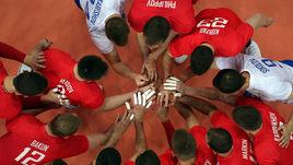 Воскресенье. Уфа. Россия - Иран - 3:1. Россияне закрыли победой игровую неделю на своей площадке.