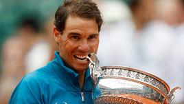 Попробуй, повтори! Надаль в 11-й раз выиграл Roland Garros