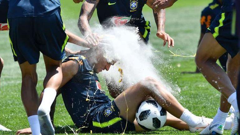 Бразилия: тренер Тите важнее Неймара