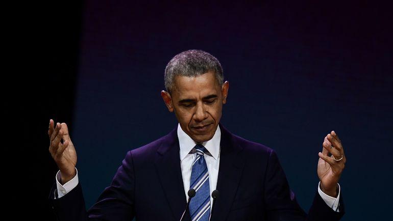 Барак ОБАМА. Фото AFP