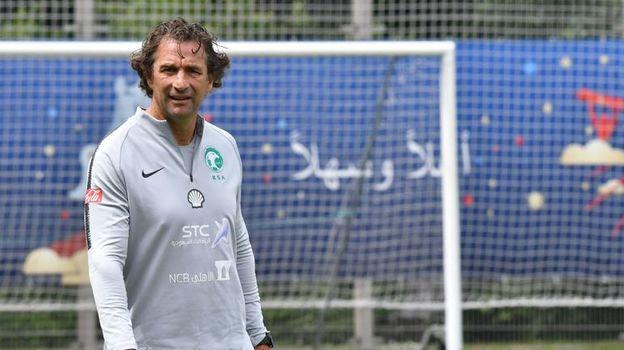 Саудовская Аравия: c тренером, оставившим Чили без чемпионата мира