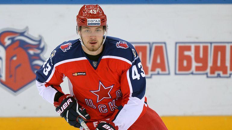 Валерий НИЧУШКИН. Фото Юрий КУЗЬМИН, photo.khl.ru