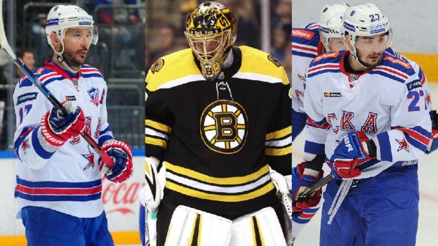 Ковальчук и Войнов уезжают в НХЛ. Кто вернется обратно?