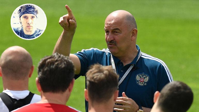 Как проведет турнир команда Станислава ЧЕРЧЕСОВА? Фото «СЭ»