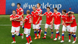 Сегодня в России стартовал чемпионат мира-2018.