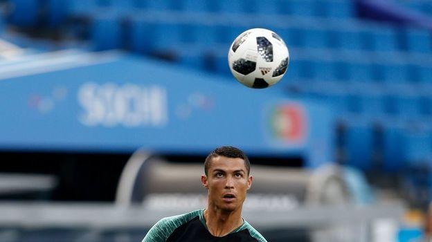 Португалия - Испания: чемпионат мира, 15 июня 2018, как Криштиану Роналду сыграет в России