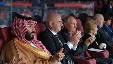 Саудовскую Аравию накажут за 0:5