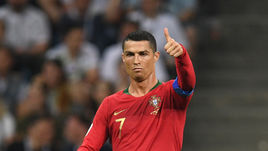Пятница. Сочи. Португалия - Испания - 3:3. Автор хет-трика КРИШТИАНУ РОНАЛДУ.