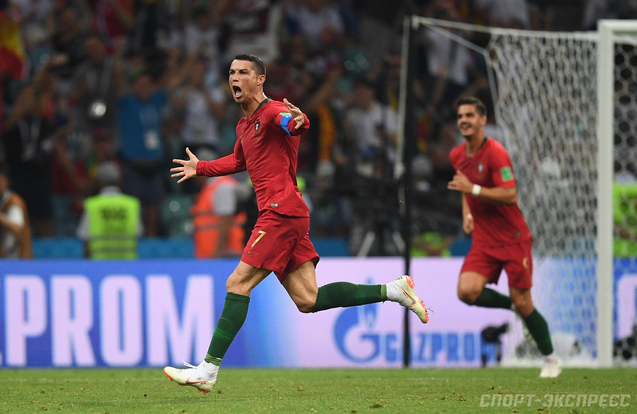 Прогноз на матч Иран - Португалия 25 июня 2018