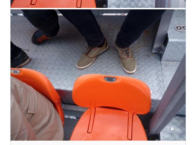 """Место на стадионе """"Екатеринбург""""."""