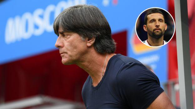 С такой игрой Германия не выйдет из группы. Колонка Кураньи