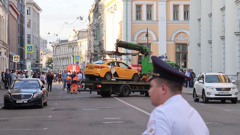 ДТП произошло в субботу. Фото Reuters