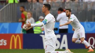 Португалия - Марокко: чемпионы Европы победили, Роналду - снова лучший бомбардир