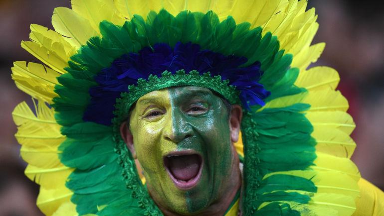 """О чем поют бразильцы? Фото Дарья ИСАЕВА, """"СЭ"""""""