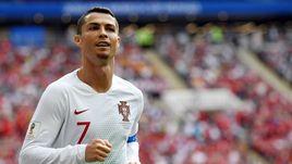 Среда. Москва. Португалия - Марокко - 1:0. КРИШТИАНУ РОНАЛДУ.