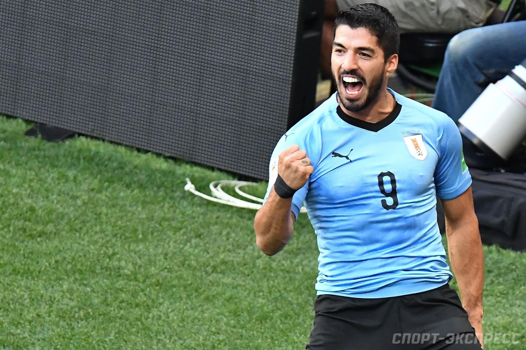 Уругвай — Саудовская Аравия: Кавани и Суарез откроют счет голам