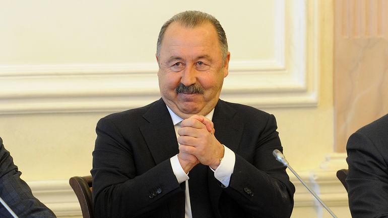Валерий ГАЗЗАЕВ. Фото из архива Валерия Газзаева