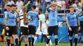 Среда. Ростов-на-Дону. Уругвай - Саудовская Аравия - 1:0. Южноамериканцы вторую игру подряд не могут забить больше одного мяча.