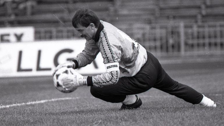 1992 год. Станислав ЧЕРЧЕСОВ. Фото Дмитрий СОЛНЦЕВ