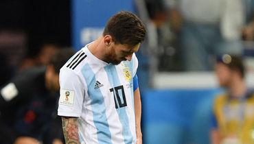 СМИ: Агуэро, Ди Мария, Маскерано и Рохо завершат карьеру в сборной после ЧМ-2018. Будущее Месси и Игуаина под вопросом