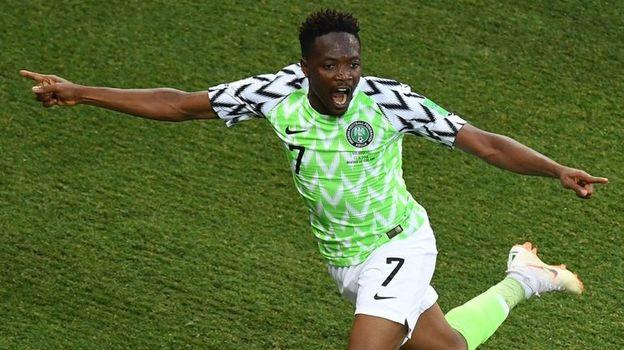 Нигерия - Исландия - 2:0. Чемпионат мира, 22 июня 2018, обзор матча