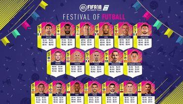 Ибрагимович, Торрес и Терри получили карточки с сумасшедшими рейтингами в FIFA 18