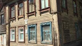 Развалины Нижнего Новгорода и ЧМ-2018