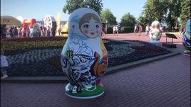 В Самаре назвали символами России козу и пивной завод