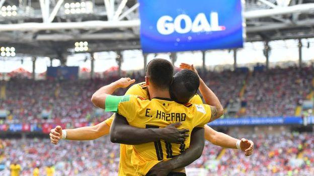 Бельгия - Тунис - 5:2. Чемпионат мира, 23 июня 2018, обзор матча