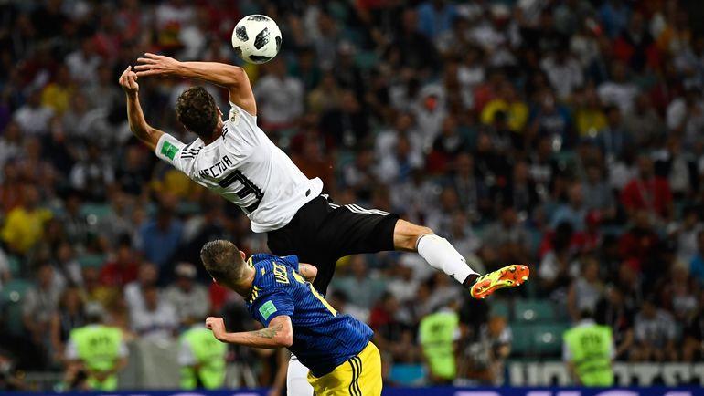 ЧМ-2018: Бельгия разгромила Тунис, Мексика обыграла Корею, Германия победила Швецию (Видео)