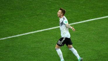 Суббота. Сочи. Германия - Швеция - 2:1. Марко РОЙС.