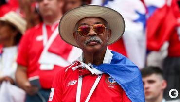 Панамы для матча Панамы