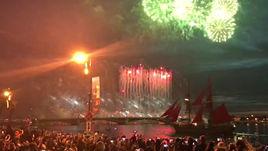 Петербург отметил праздник