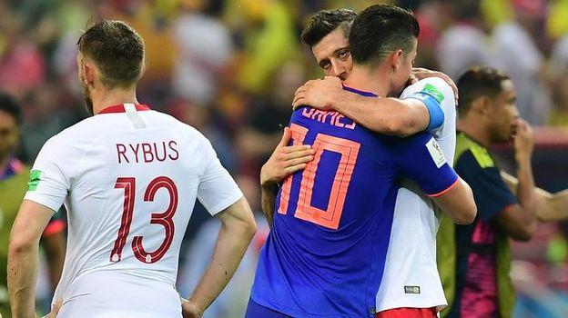 Польша - Колумбия - 0:3. Чемпионат мира, 24 июня 2018, обзор матча