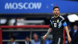16 июня. Москвв. Аргентина – Исландия – 1:1. Лионель МЕССИ.