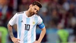 21 июня. Нижний Новгород. Аргентина - Хорватия - 0:3. Лионель МЕССИ: что не так?