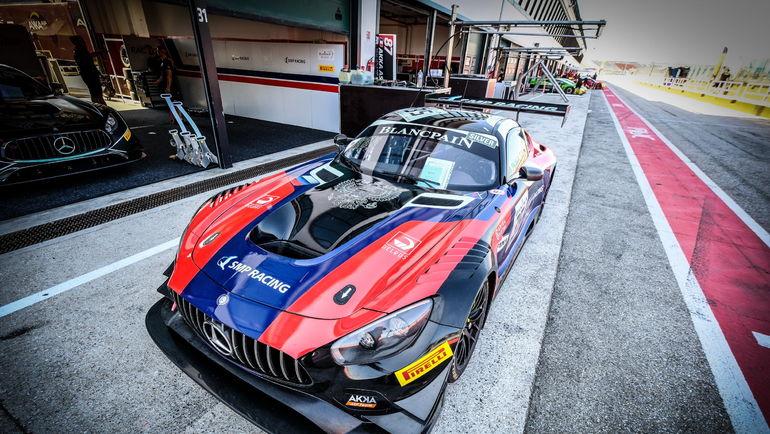 Машина SMP Racing.